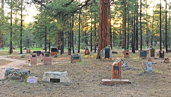 The Pioneer Cemetery on the South Rim of Grand Canyon National Park is closing because of a lack of space. The National Park Service is encouraging anyone with plot reservations to contact the park.