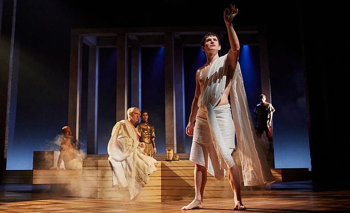 """The Royal Shakespeare Company's """"Antony & Cleopatra"""" will be screened in Sedona Saturday, July 8."""