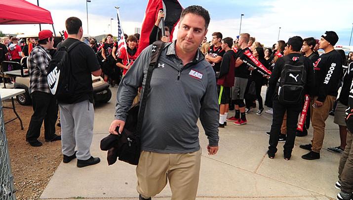 Coach Moran stays put in Prescott Valley for 2017-18