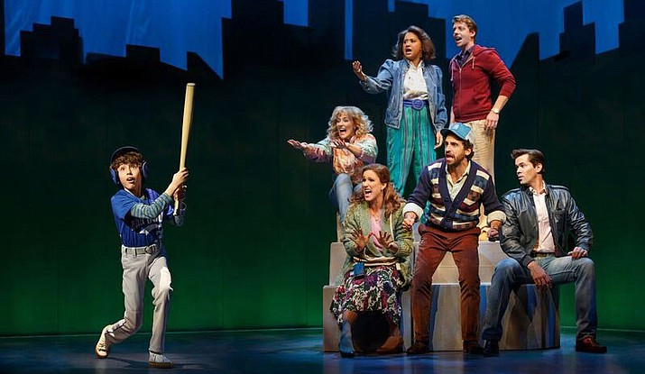 "Nominated for five 2017 Tony Awards, including Best Revival of a Musical, ""Falsettos"" — from Lincoln Center — is a hilarious and poignant look at a modern family. The production stars Christian Borle, Stephanie J. Block, Andrew Rannells, and Brandon Uranowitz, all of whom received Tony nominations for their respective performances."