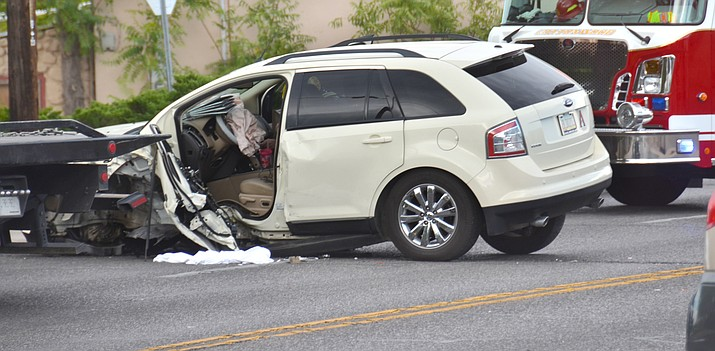Fatal crashes in arizona on the rise the verde for Cottonwood motors auto transport