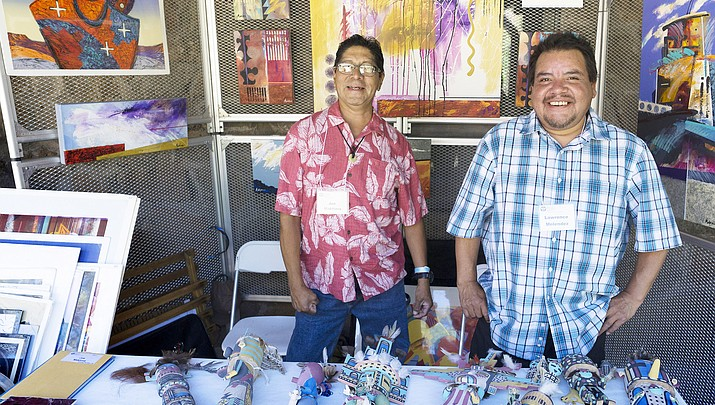 Artists display talents at 84th annual Hopi Fest  (Photo gallery)