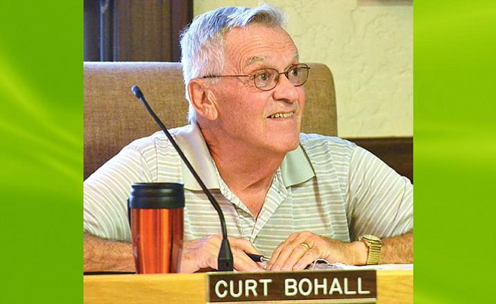Curt Bohall