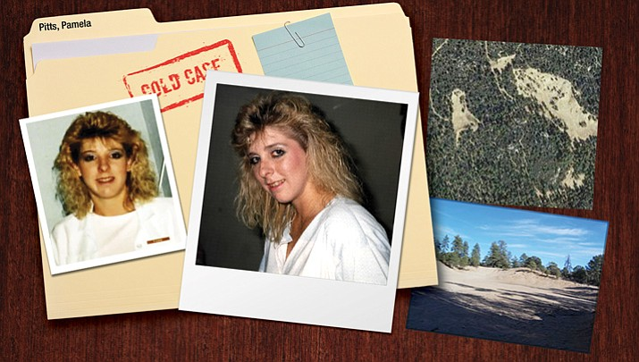 Photos of Pamela Pitts from 1988 and photos of Gordo's Pit, now called Alto Pit.