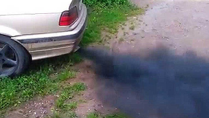 Diesel vehicles spew black smoke out of the exhaust, which backers have always said is not as harmful as the exhaust from gasoline engines. A new study casts some doubt on that. (Courtesy)