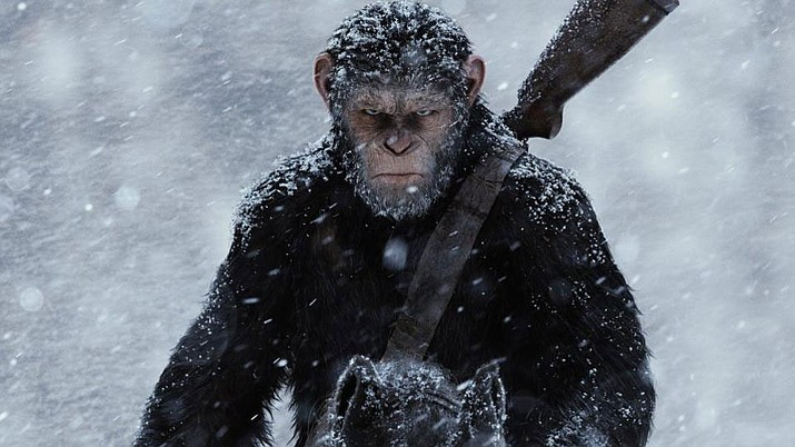 War for the Planet of the Apes (Courtesy 20th Century Fox)