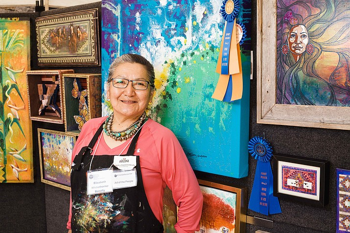 Museum of Northern Arizona hosts artists at the 68th annual Navajo Festival of Arts & Culture Aug. 5 and 6 in Flagstaff.