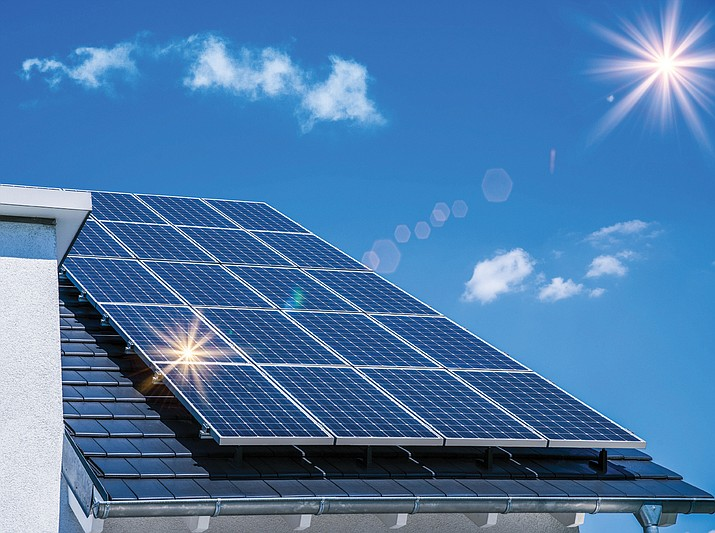 Solar panels boost property value and contribute to energy independence.