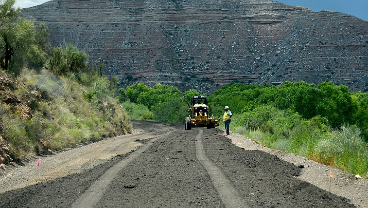 County ponies up $$$ for paving 3 miles of Sycamore Canyon Road