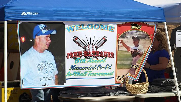 Bathauer Memorial Tournament brings community together