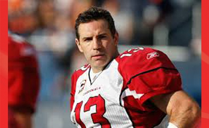 Former Cardinals quarterback Kurt Warner will be inducted into the Pro Football Hall of Fame. (Photo courtesy Arizona Cardinals)