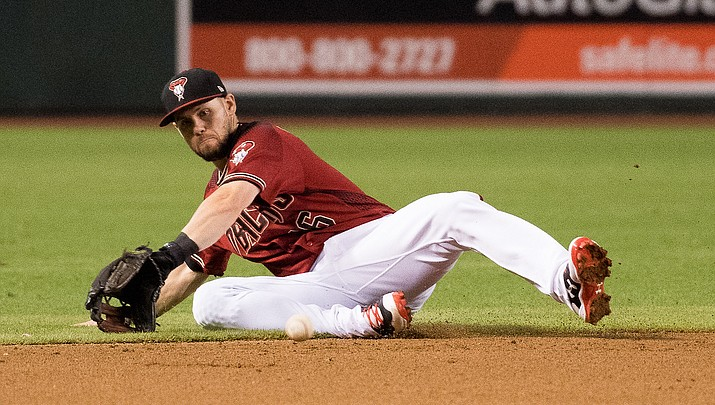 D-backs struggle early in 6-2 loss to Nationals