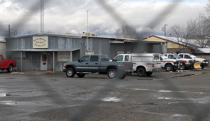 Prescott Fire Station 7 was the base of the Granite Mountain Hotshots. (Courier file photo)