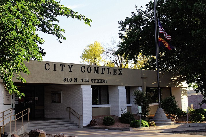 City of Kingman office complex
