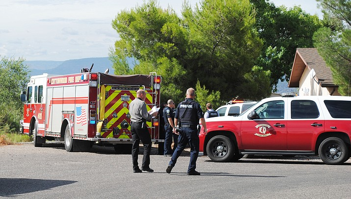 UPDATE: Cottonwood man, dog die in car fire