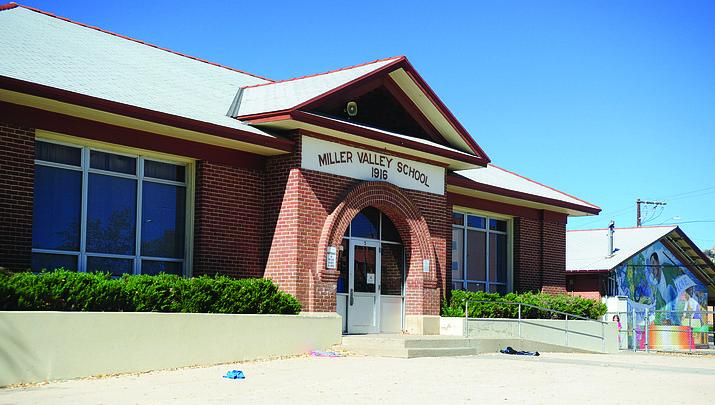 Allen High School Real Property Line