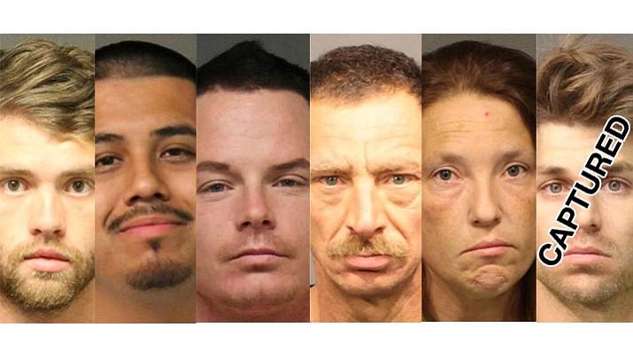 Preston Macguire Allen, Angelo Ray Armendarez, Justin Daniel LaFond, Mark Edward Lee, Kristy Lee Swayze, Jeffery Michael Branam
