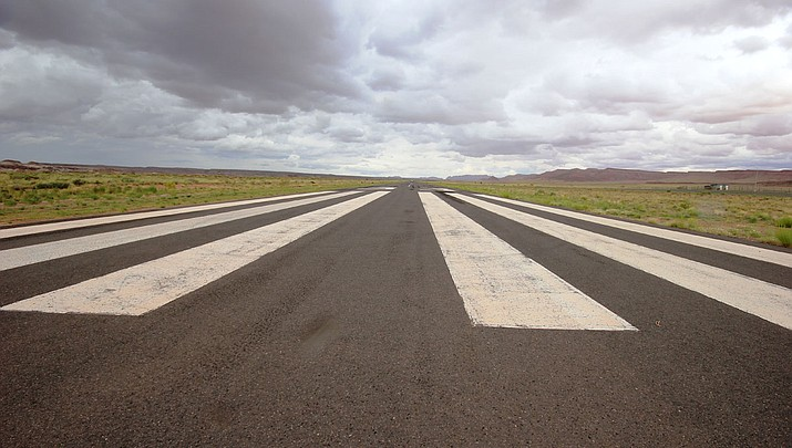 Tuba City Airport to see 2,000 feet of runway reconstructed