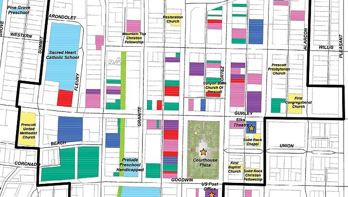 Entertainment district would allow council to grant liquor licenses closer to schools, churches