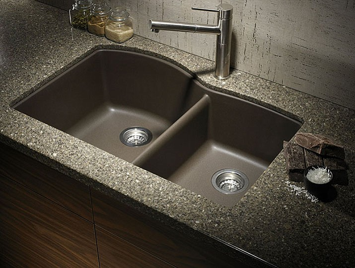 Bon Ask The Contractor: Pros Outweigh Cons Of Composite Sinks