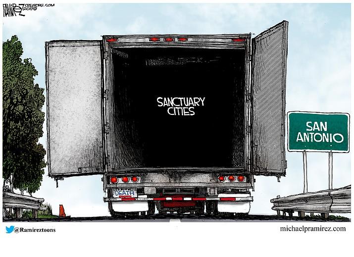 Editorial Cartoon July The Daily Courier Prescott AZ - 2017 july 31