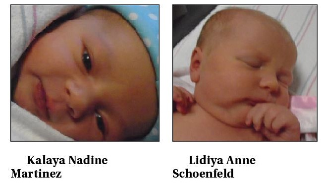 Births published in the Chino Valley Review Wednesday, Aug. 2