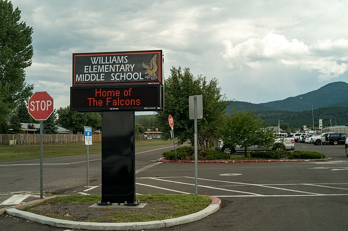 Williams Unified School District passed the 2017-2018 budget July 12. The district is seeking a continuation of the budget override for staff salaries at the polls Nov. 7.