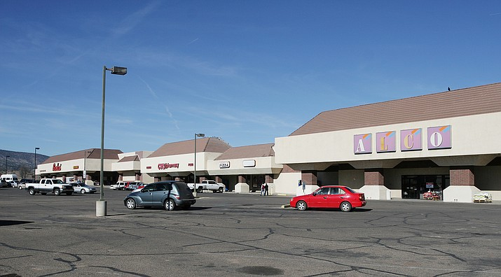 According to Steve Ayers, the economic and development director for the Town of Camp Verde, a prime example of retailers closing due to shoppers buying elsewhere is the ALCO that closed in 2011.  (Photo by Bill Helm)