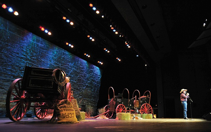The 30th Annual Gathering of Cowboy Poets takes place with three 7 p.m. shows Thursday through Saturday, Aug. 10-12.