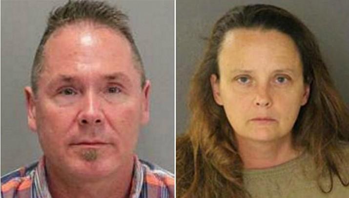 Michael Kellar and Gail Burnworth (San Jose Police Department)