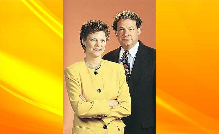 Steve and Cokie Roberts