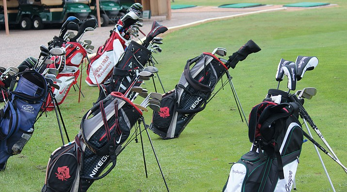 Ladies golf has become Mingus Union's 19th sport. The new team is possibly Mingus Union's first girls golf team and at least the first one in over 20 years. (VVN file photo)