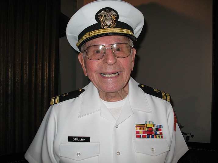 Ben Souler is a World War II and Korean War veteran who is turning 100. He served in the U.S. Navy for 23 years.