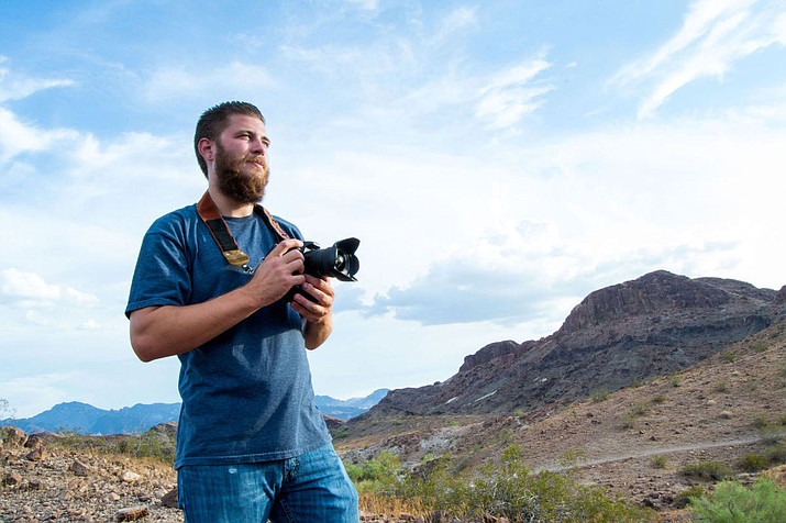 Jon Fotino, 24, has been taking photos of Lake Havasu City's storms for about five years.