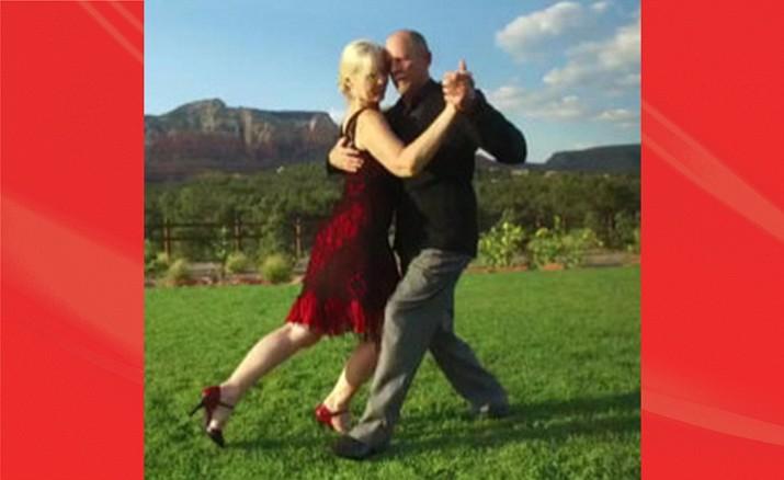 Argentine Tango Dancing