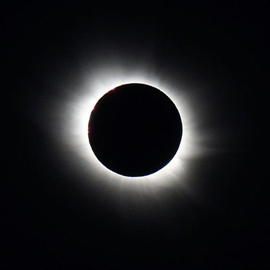 The Great American solar eclipse is set to occur Aug. 21.