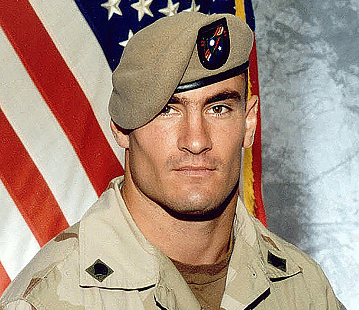Former Arizona Cardinal Pat Tillman turned down a contract offer of $3.6 million to serve his country.
