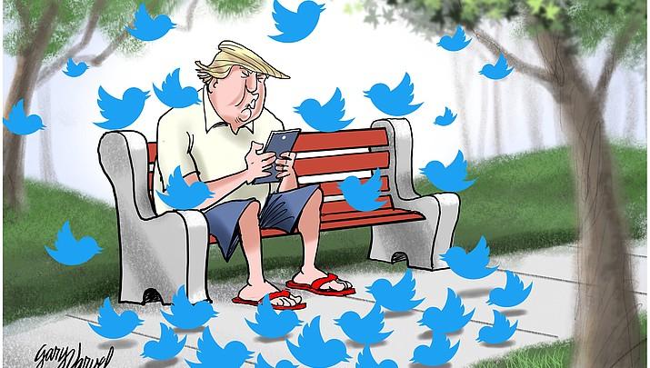 Editorial Cartoon (b), Aug. 16, 2017