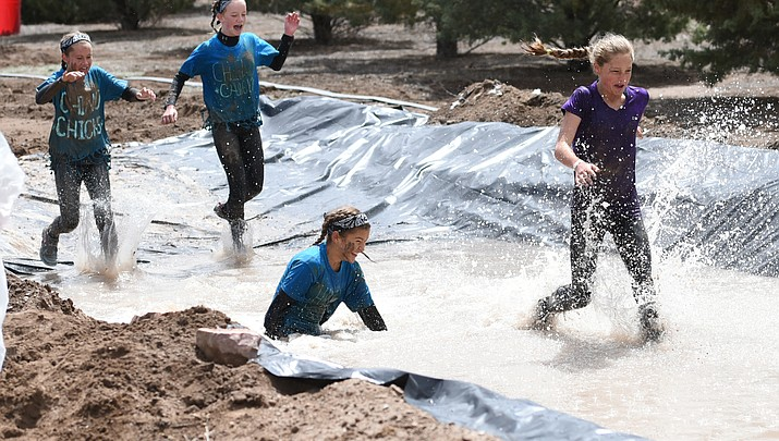 A muddy good time: Prep for annual Chino Mudder on schedule