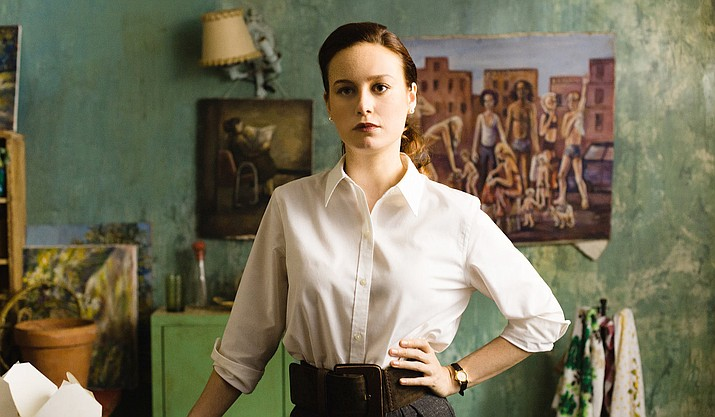 "In ""The Glass Castle"", Brie Larson as Jeannette Walls, a young woman who carved out a successful life on her own terms. Jake Giles Netter/Lionsgate"