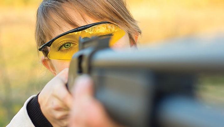 Encouraging women in shooting sports