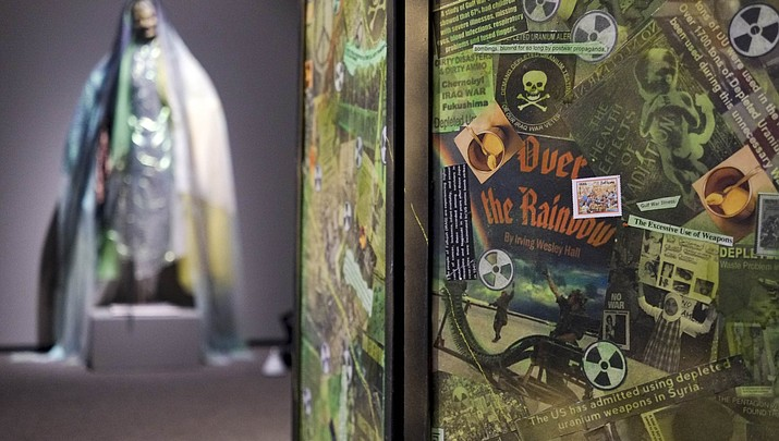 Hope and Trauma exhibit on display in Flagstaff