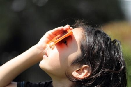 Column: how to protect your eyes during a solar eclipse