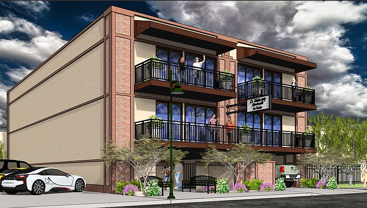 Cottonwood's LeMain, Galileo 33 developments approved for rezoning