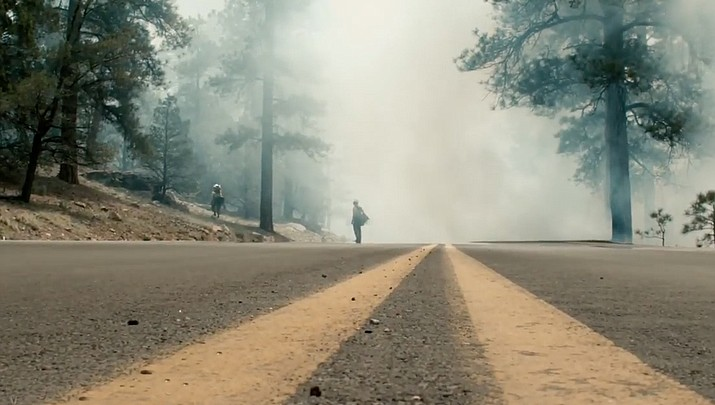 Grand Canyon debuts fire-focused short film
