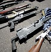 Court voids Tucson ordinance on firearms disposal photo
