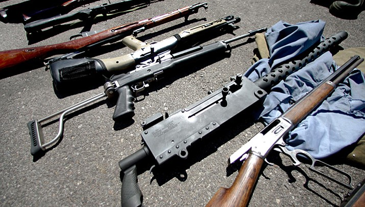 High Court voids 2005 Tucson ordinance on disposal of firearms