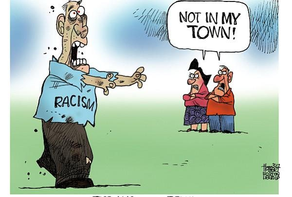 Editorial Cartoon: Aug. 18, 2017
