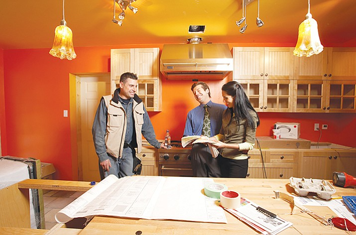 The benefits of hiring professional contractors the daily courier a professional contractor can provide experience and inspiration to homeowners tempted to undertake a do solutioingenieria Images