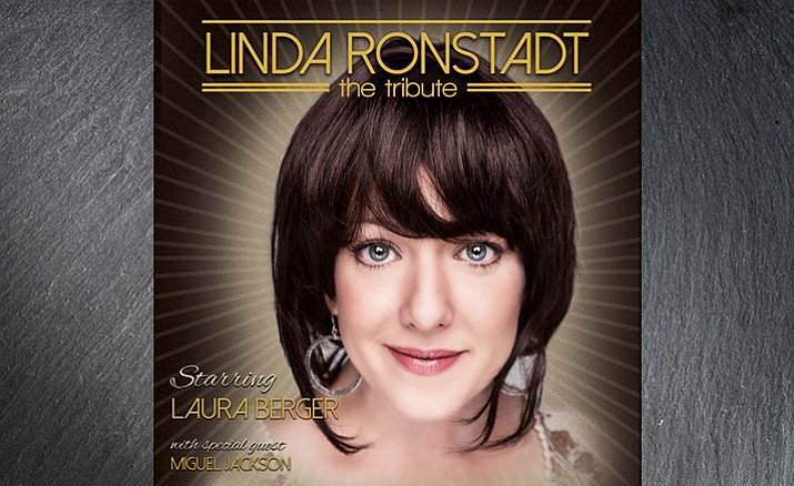 Laura Berger performs a tribute to Linda Ronstadt at 7 p.m. Saturday, Aug. 19. (Courtesy)